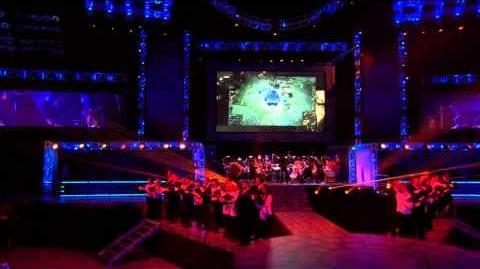 League of Legends Season 2 World Finals Opening Live