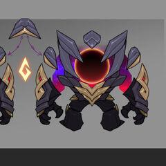 Dark Star Malphite Concept 4 (by Riot Artist <a href=