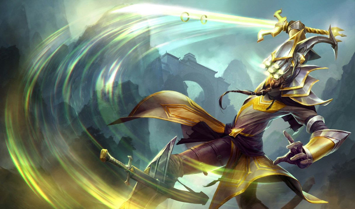 master yi skins league of legends wiki fandom powered by wikia