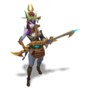 Caitlyn LunarWraith (Golden)