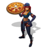 Sivir PizzaDelivery (Obsidian)
