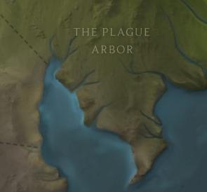 The Plague Arbor map