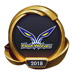 Mistrzostwa 2018 – Złote FW