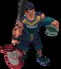 Darius Dunkmaster (Emerald)