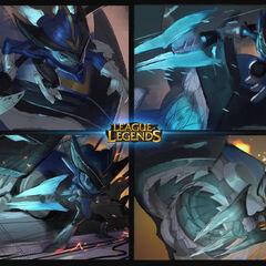 Super Galaxy Fizz Splash Concept (by Riot Artist <a href=
