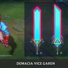 Demacia Vice Garen Concept 2 (by Riot Artist <a href=
