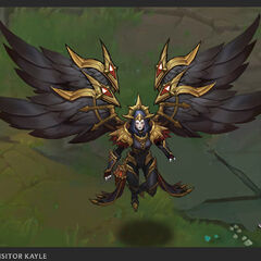 Iron Inquisitor Kayle Update Concept 1 (by Riot Artist <a rel=