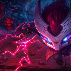 Blood Moon Kennen Splash Concept (by Riot Artist <a href=