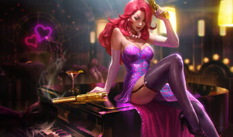 Miss Fortune Update Geheimagentin Splash Konzept 02