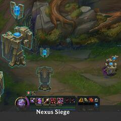 Nexus Siege Turret Concept 8 (by Riot Artist <a rel=
