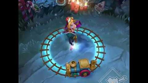 PBE Preview Ambitious Elf Jinx, Santa Draven, Snow Fawn Poppy
