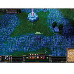 Beta In-Game Hud (by Riot Artist <a rel=