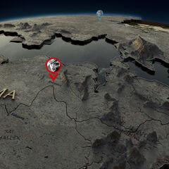 Runeterra Map Concept 2 (by Riot Artist <a href=