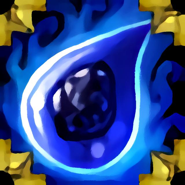 Träne der Göttin (Schnelle Aufladung) item