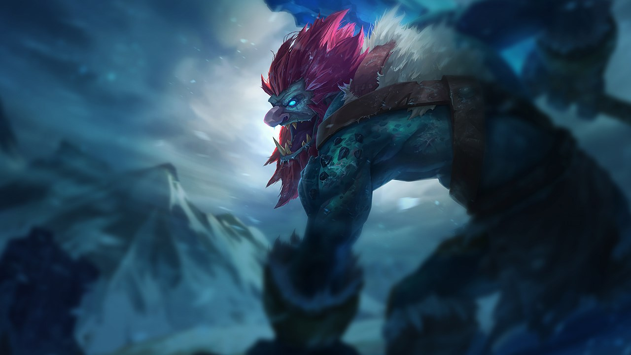 Trundle OriginalCentered