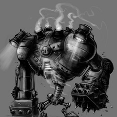 Blitzcrank Concept 4 (by Riot Artist <a href=