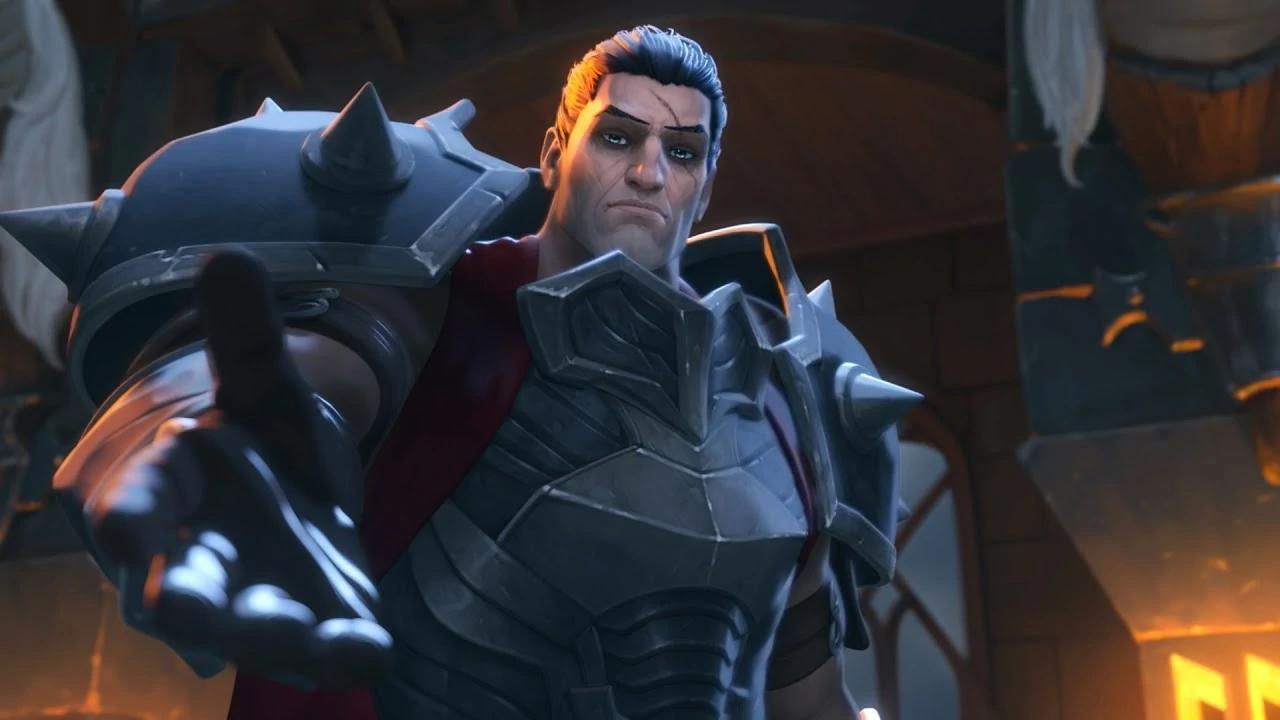 Darius Nach dem Sieg