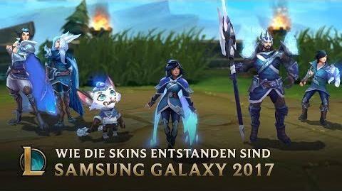 Die Entstehung der WM-Skins 2017 für SSG – Hinter den Kulissen League of Legends