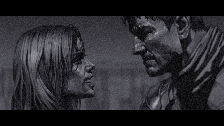 Garen Katarina EnemyofmyEnemy Cinematic concept 03