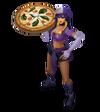 Sivir PizzaDelivery (Amethyst)