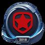 Worlds 2018 Gambit Esports Emote