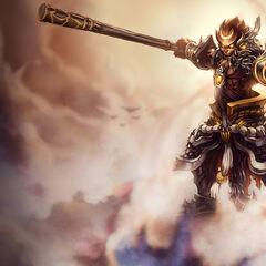Pierwszy portret Wukonga Generała