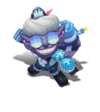 Ziggs SugarRush (Aquamarine)
