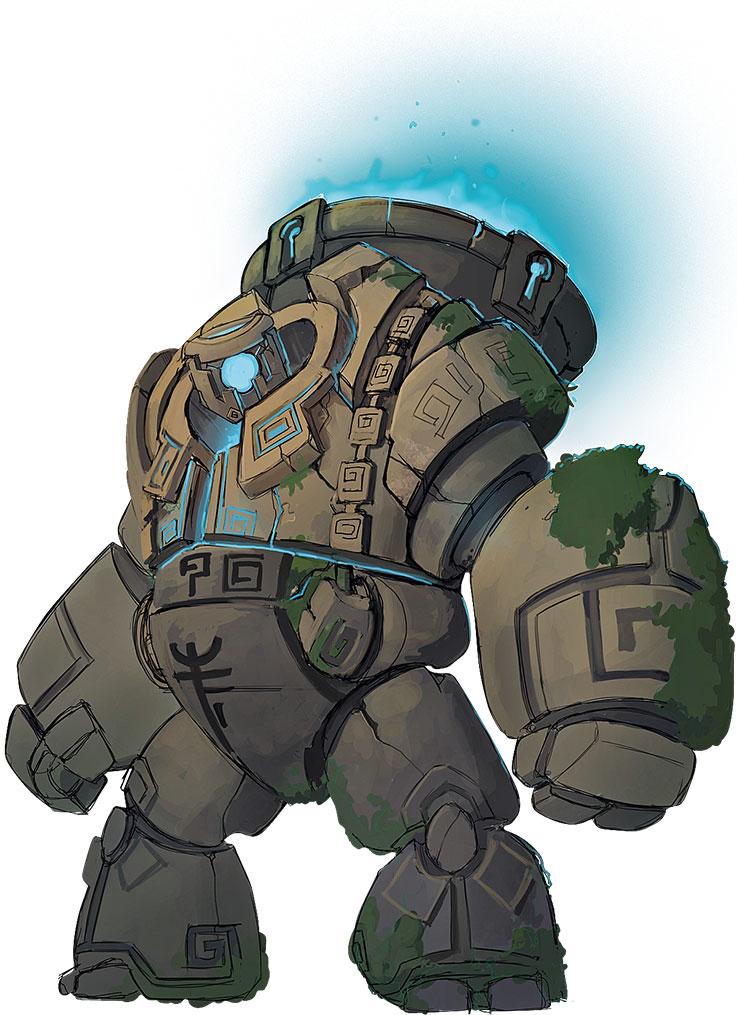 Blue Sentinel concept 05