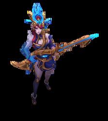 Caitlyn LunarWraith (Base)
