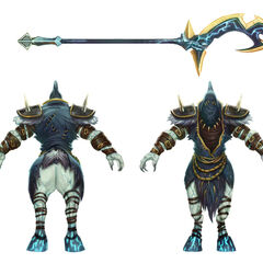 Reaper Hecarim Concept