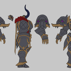 Lord Mordekaiser Update Concept 2 (by Riot Artist <a href=