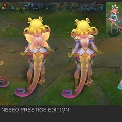 Prestige Star Guardian Neeko Concept (by Riot Artist <a rel=