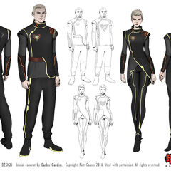 PROJECT attire Concept 5 (by Riot Artists <a rel=