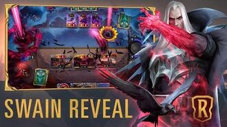 Swain Reveal New Champion - Legends of Runeterra