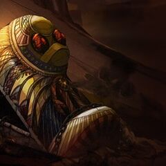 Amumu Curse of the Sad Mummy Promo 6