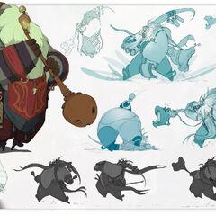 Bard Concept 7 (by Riot Artist <a href=