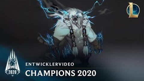 Champions in der Saison 2020 Entwicklervideo – League of Legends