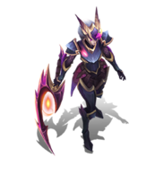 Diana Dragonslayer (Base)