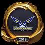 Emotka Mistrzostwa 2018 – Złote FW