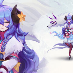 Spirit Blossom Kindred Promo 4 (by Riot Artist <a href=