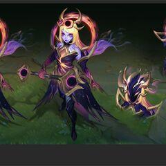 Dark Cosmic Lux Concept 1 (by Riot Artist <a href=