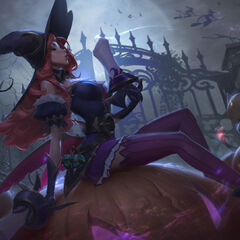 Bewitching Miss Fortune Splash Concept 5 (by Riot Artist <a href=
