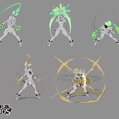 Qiyana Concept 4 (by Riot Artist <a href=