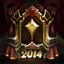 Season 2014 - Solo - Gold profileicon