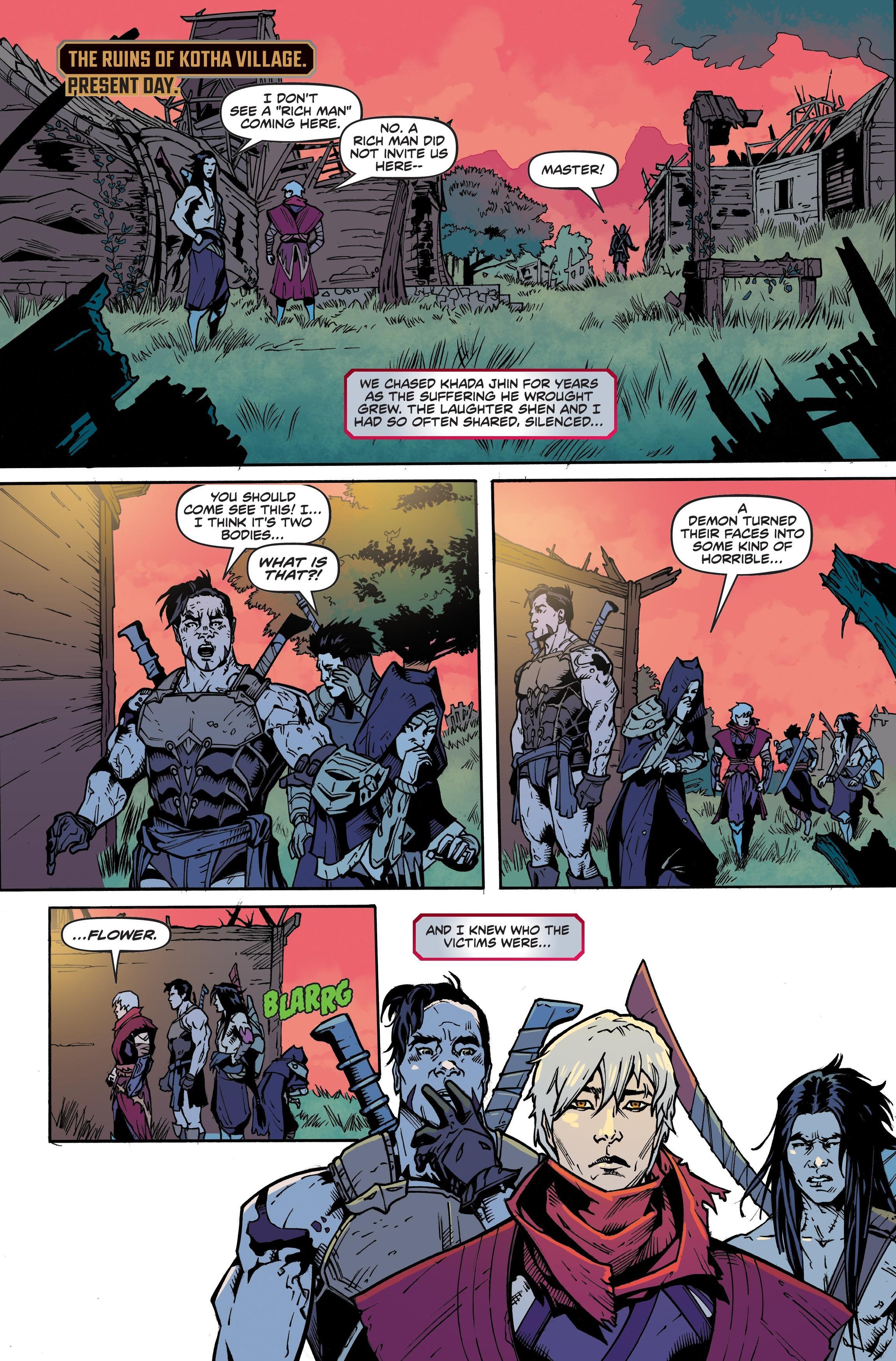 Zed Comic 1 pr21