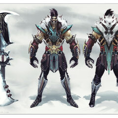 Draven Concept 3 (by Riot Artist <a href=