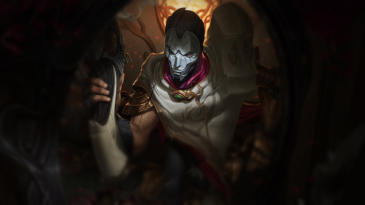 Jhin OriginalCentered
