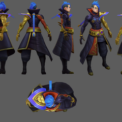 Odyssey Kayn Concept 4 (by Riot Artist <a href=