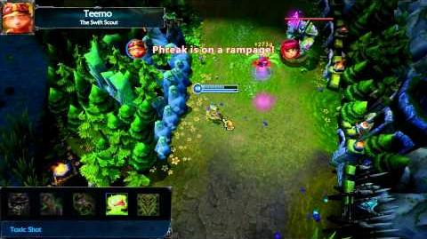 League of Legends - Aperçu du Patch d'Hecarim