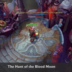 Summoner's Rift Blood Moon Concept 3 (by Riot Artist <a rel=